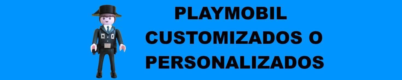 Playmobil únicos personalizados como tú desees