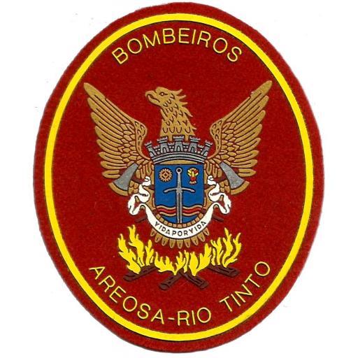 PARCHE BOMBEROS DE AREOSA RIO TINTO - PORTUGAL