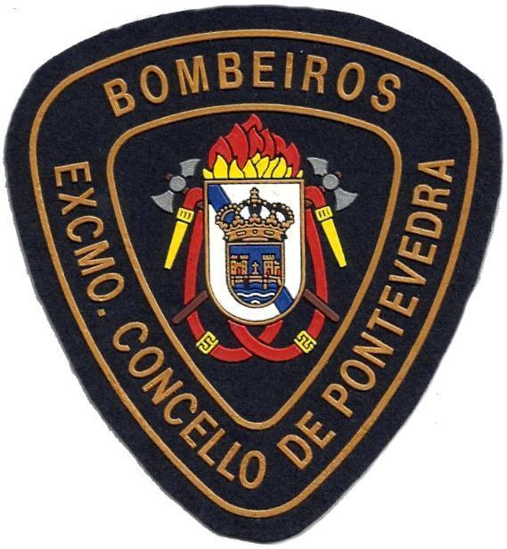PARCHE BOMBEROS CONCELLO DE PONTEVEDRA