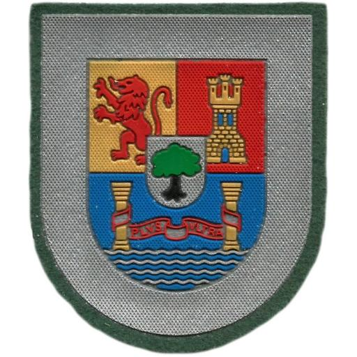 Guardia Civil Extremadura parche insignia emblema distintivo