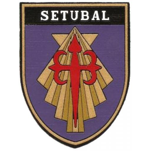PARCHE POLICÍA DE SEGURANÇA PUBLICA DE PORTUGAL SETUBAL