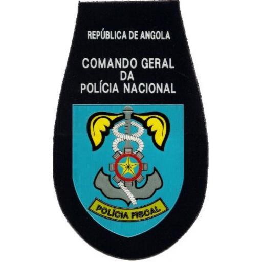 PARCHE POLICÍA DE ORDEN PÚBLICO DE ANGOLA - POLICÍA FISCAL [0]