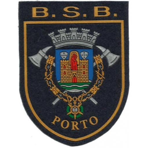 PARCHE BOMBEROS DE OPORTO - PORTUGAL