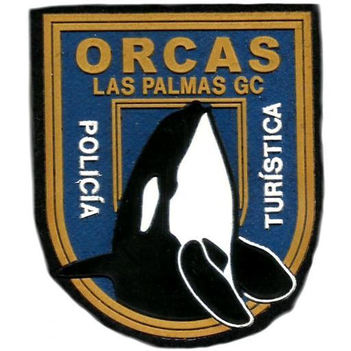 PARCHE POLICÍA LOCAL TURÍSTICA DE LAS PALMAS DE GRAN CANARIA