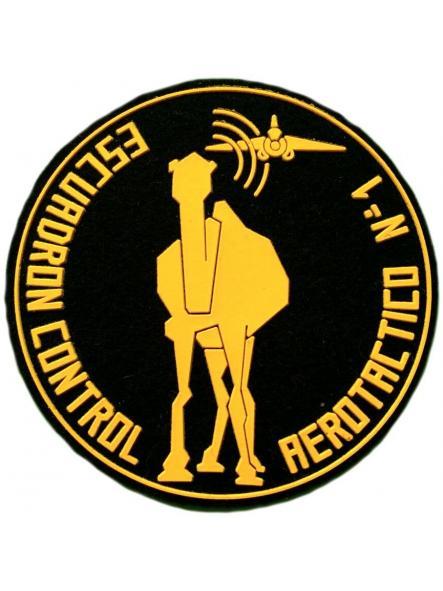 Ejército del aire escuadrón Aero táctico 1 parche insignia emblema distintivo