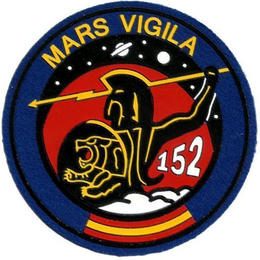 Ejército del aire escuadrón 152 parche insignia emblema distintivo