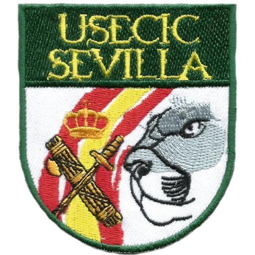 Guardia civil Usecic Sevilla parche insignia emblema distintivo [0]