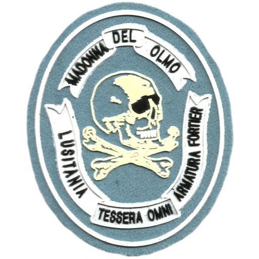 Ejército de Tierra Caballería unidad Lusitania 8 parche insignia emblema distintivo