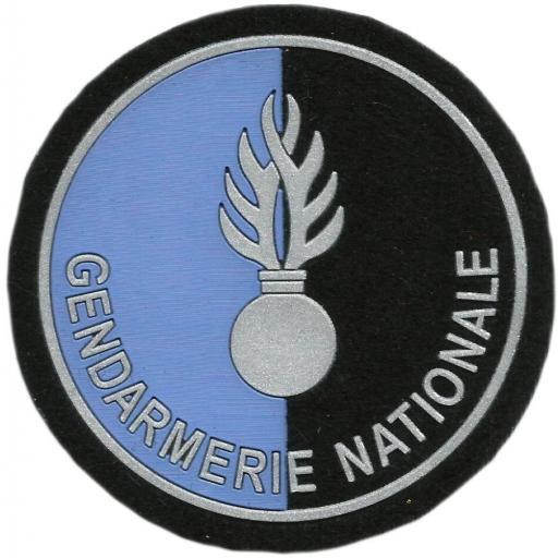 PARCHE GENDARMERIE NACIONAL DE FRANCIA