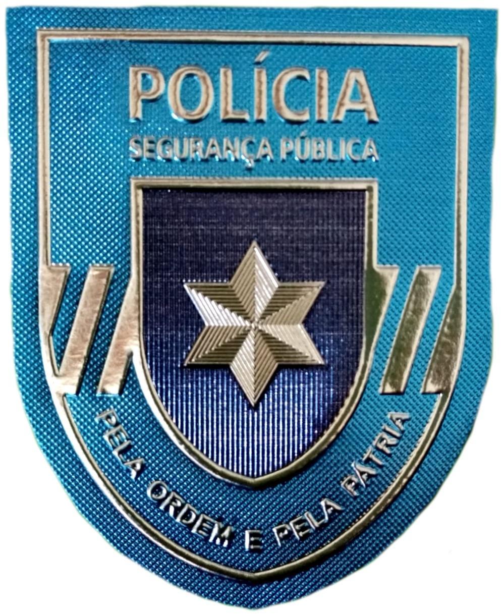 PARCHE POLICÍA DE SEGURANÇA PUBLICA DE PORTUGAL