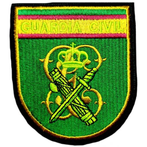 PARCHE GUARDIA CIVIL FLUOR