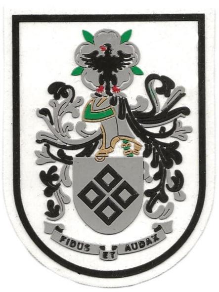 GUARDIA NACIONAL REPUBLICANA DE PORTUGAL COMANDO TERRITORIAL DE PORTALEGRE PARCHE INSIGNIA EMBLEMA DISTINTIVO