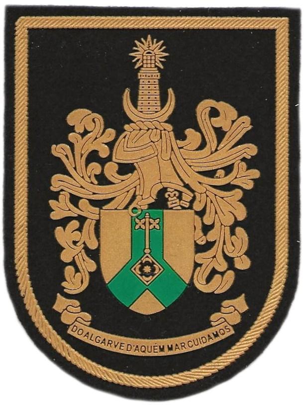 GUARDIA NACIONAL REPUBLICANA DE PORTUGAL COMANDO TERRITORIAL DE FARO PARCHE INSIGNIA EMBLEMA DISTINTIVO