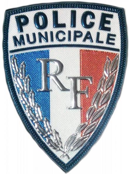 POLICÍA MUNICIPAL DE FRANCIA POLICE MUNICIPALE - PARCHE INSIGNIA EMBLEMA DISTINTIVO [0]