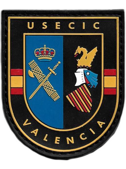 Guardia Civil Usecic Valencia parche insignia emblema distintivo [0]