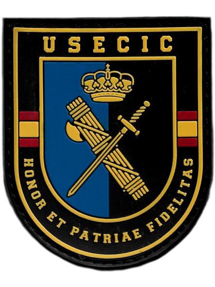 Guardia Civil Honor et Patria e Fidelitas parche insignia emblema distintivo