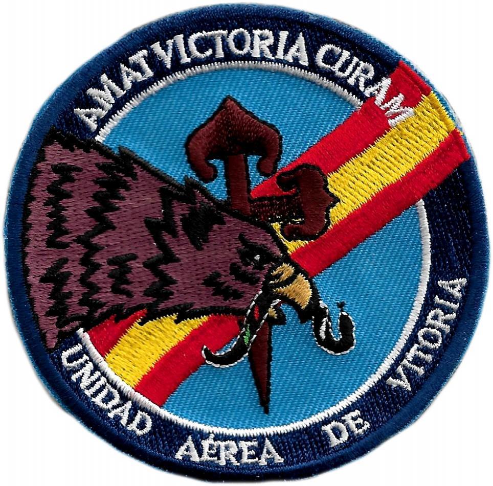 Guardia Civil Helicópteros Unidad Aérea de Vitoria parche insignia emblema distintivo