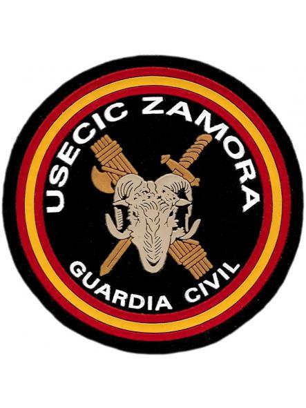 Guardia Civil Usecic Zamora parche insignia emblema distintivo