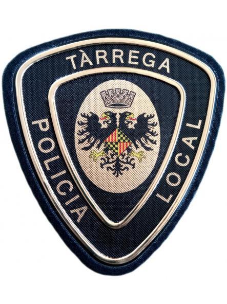 Policía Local Tárrega parche insignia emblema distintivo