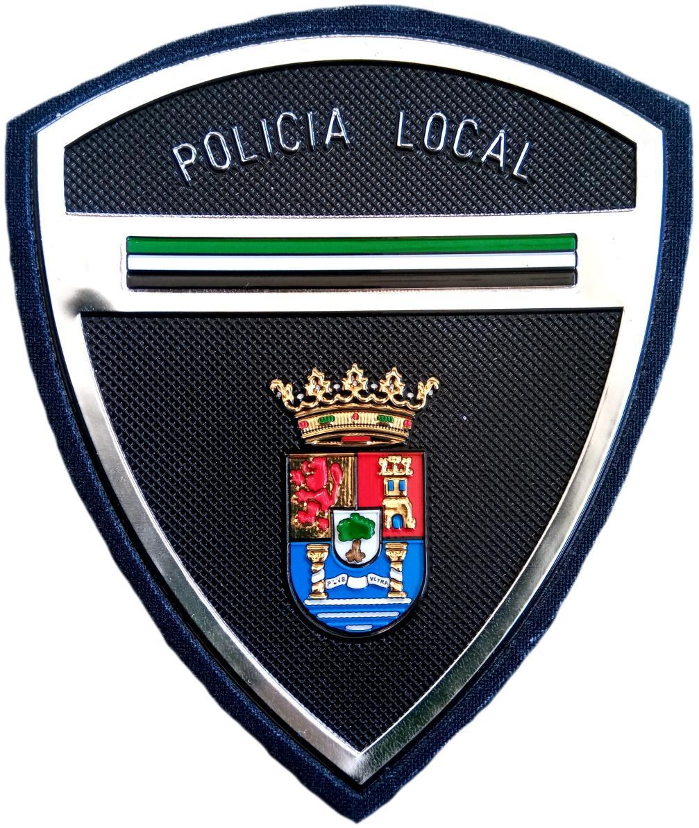 Policía Local Extremadura parche insignia emblema distintivo