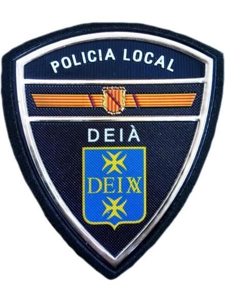 Policía Local Deiá parche insignia emblema distintivo