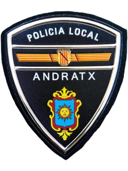 Policía Local Andratx parche insignia emblema distintivo