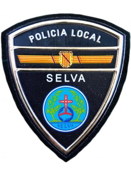 Policía Local Selva parche insignia emblema distintivo [0]