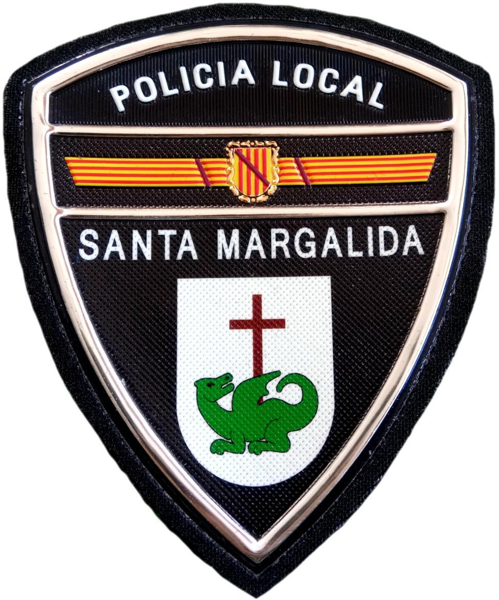 Policía Local Santa Margalida parche insignia emblema distintivo