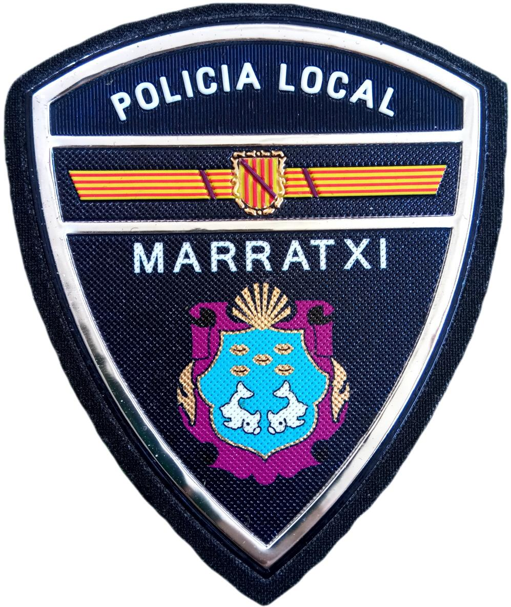 Policía Local Marratxí parche insignia emblema distintivo