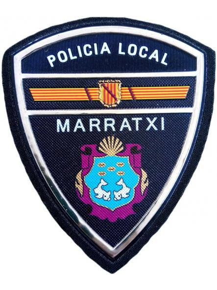 Policía Local Marratxí parche insignia emblema distintivo [0]