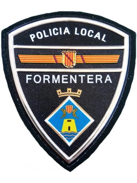 Policía Local Formentera parche insignia emblema distintivo