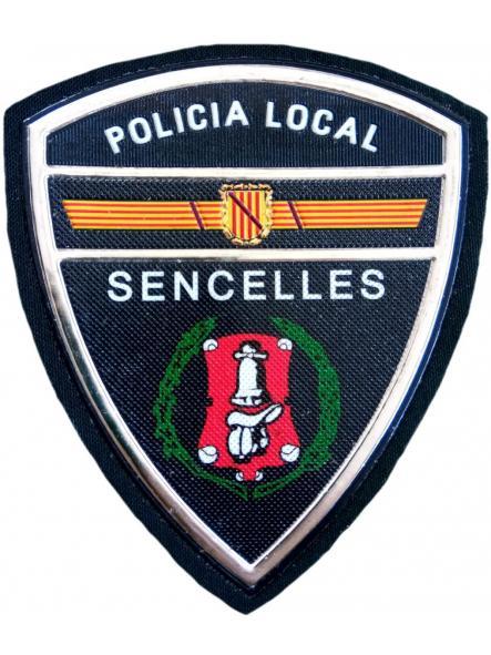 Policía Local Sencelles parche insignia emblema distintivo