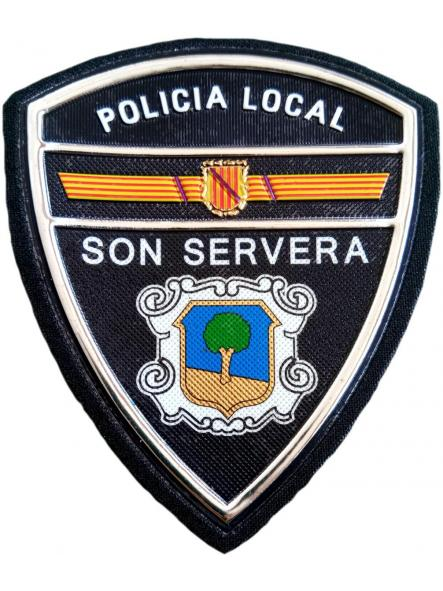 Policía Local Son Servera parche insignia emblema distintivo [0]