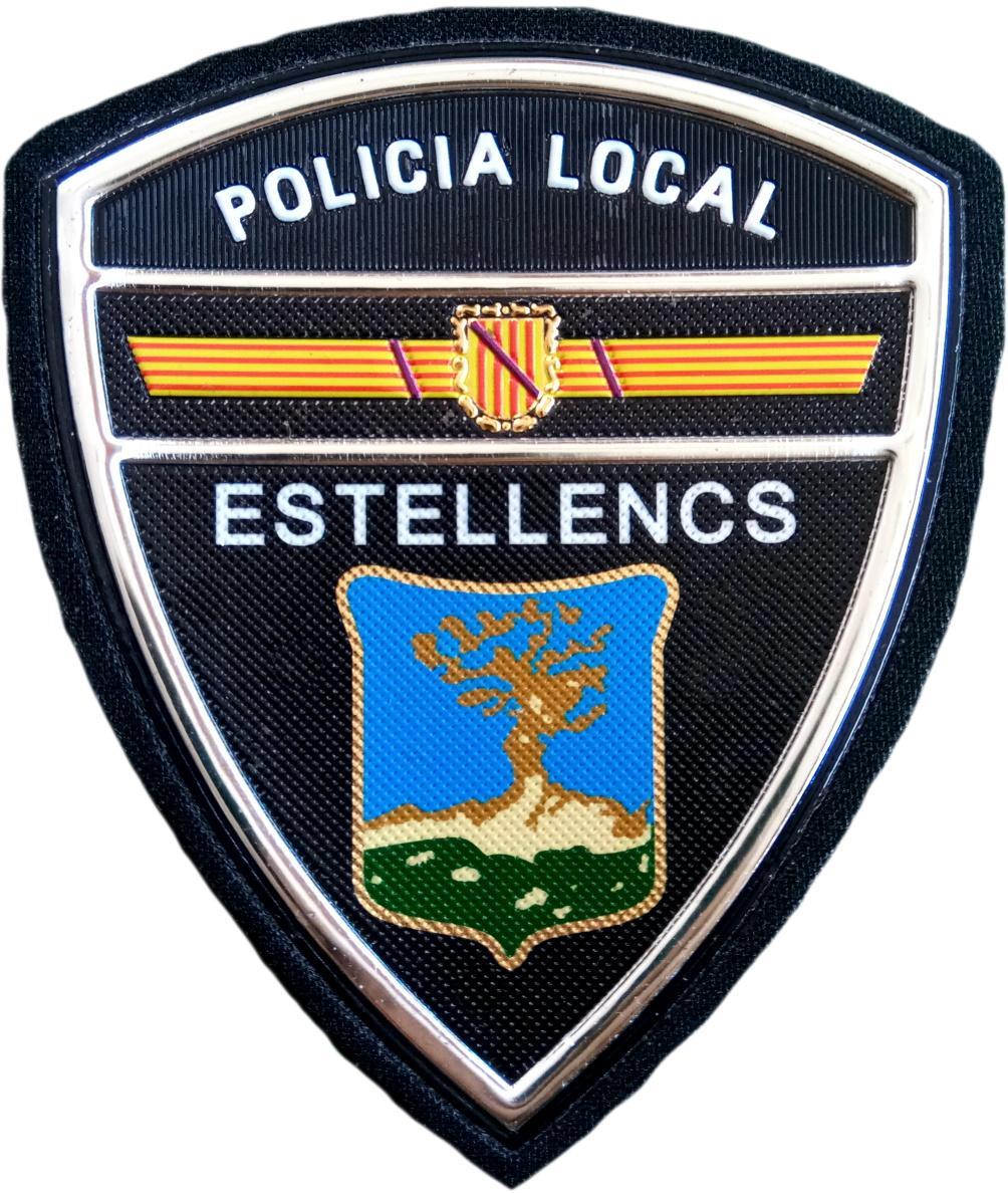 Policía Local Estellencs parche insignia emblema distintivo