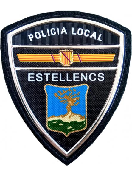 Policía Local Estellencs parche insignia emblema distintivo
