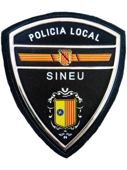 Policía Local Sineu parche insignia emblema distintivo