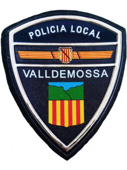 Policía Local Valldemossa parche insignia emblema distintivo
