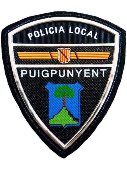Policía Local Puigpunyent parche insignia emblema distintivo [0]