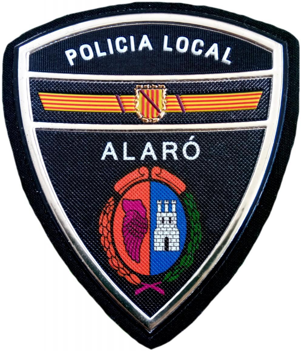 Policía Local Alaró parche insignia emblema distintivo