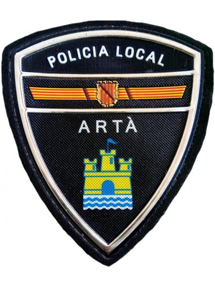 Policía Local Artá parche insignia emblema distintivo