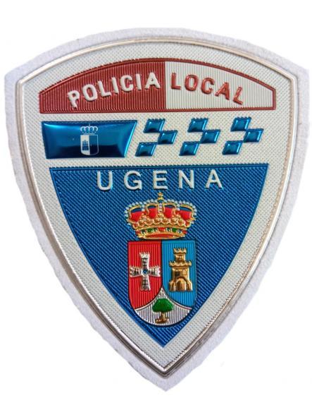 Policía Local Ugena parche insignia emblema distintivo