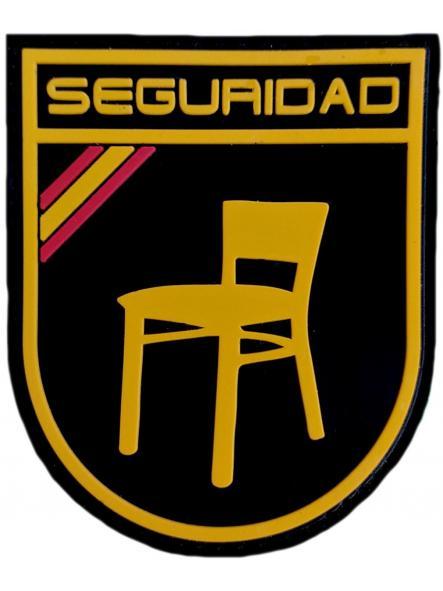 Policía Nacional CNP Seguridad Estática Parche Insignia Emblema Distintivo