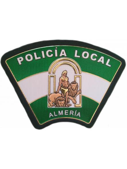 Policía Local Almería Andalucía parche insignia emblema distintivo [0]