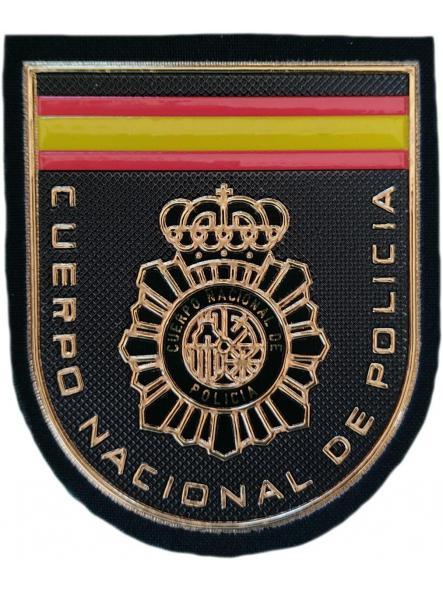 Policía Nacional CNP texflex parche insignia emblema distintivo