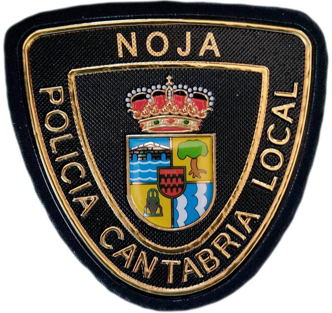 Policía Local Noja Cantabria parche insignia emblema distintivo