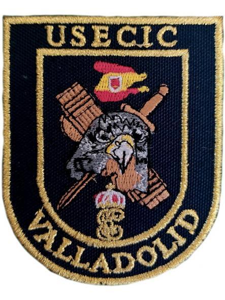 Guardia Civil Usecic Valladolid parche insignia emblema distintivo bordado  [0]