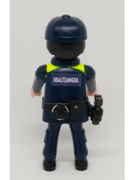 Playmobil personalizado Uniforme Policía Local Udaltzaingoa de Durango Hombre [1]