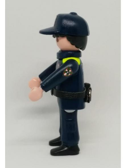 Playmobil personalizado Uniforme Policía Local Udaltzaingoa de Durango Hombre [2]