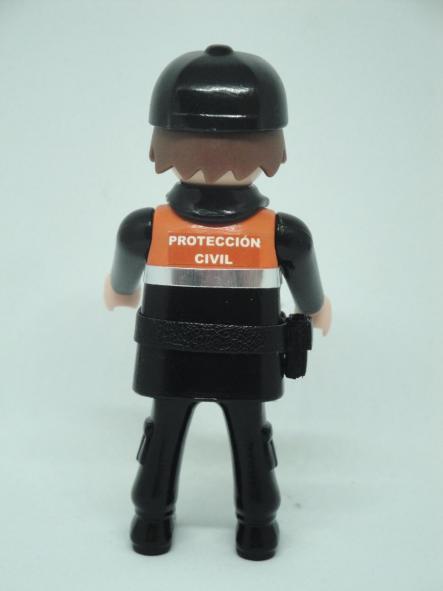 Playmobil personalizado Uniforme Protección Civil Andalucía Hombre [1]