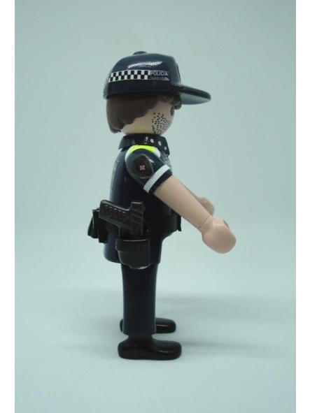 Playmobil personalizado con uniforme de la guardia urbana de Barcelona hombre [3]